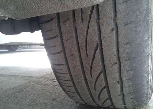 علل اصلی لاستیک سابی در خودروها
