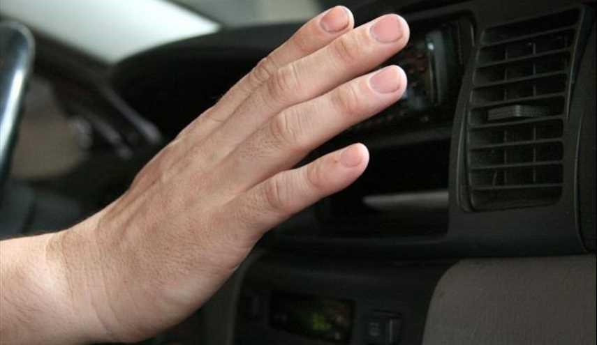 چرا بخاری ماشین در هوای سرد خوب گرم نمی کند؟