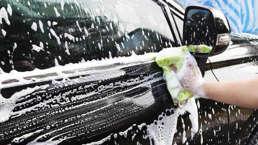 نکات کلیدی در شست و شوی خودرو