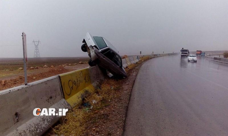 بایدها و نباید های رانندگی در باران