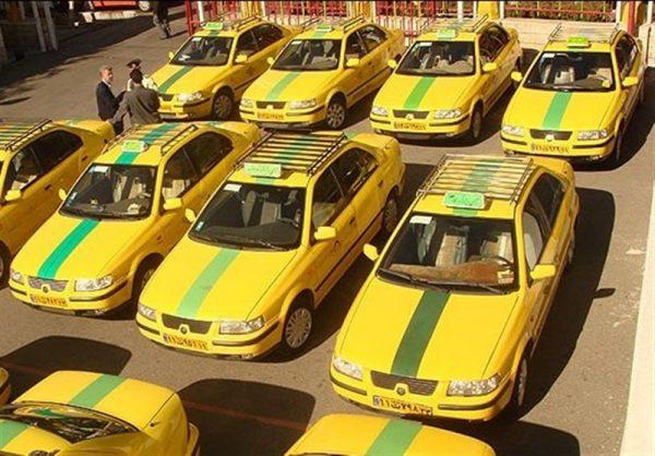تسهیلات ارزان قیمت برای تاکسیرانی