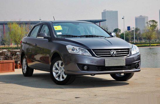 دانگفنگ S30 محصول دیگری از گروه صنعتی ایران خودرو