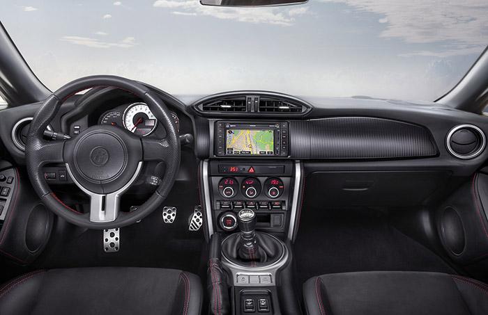 GT86، سراتو کوپه، ولستر