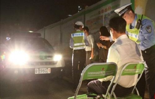 جریمه عجیب پلیس چین برای رانندگان