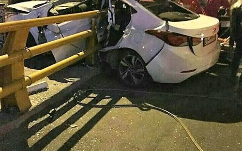 تحلیلی بر عوامل حادثه تصادف مرگبار هیوندای النترا در مشهد