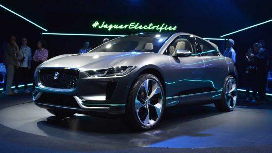 معرفی ستارگان نمایشگاه خودروی لسآنجلس 2016