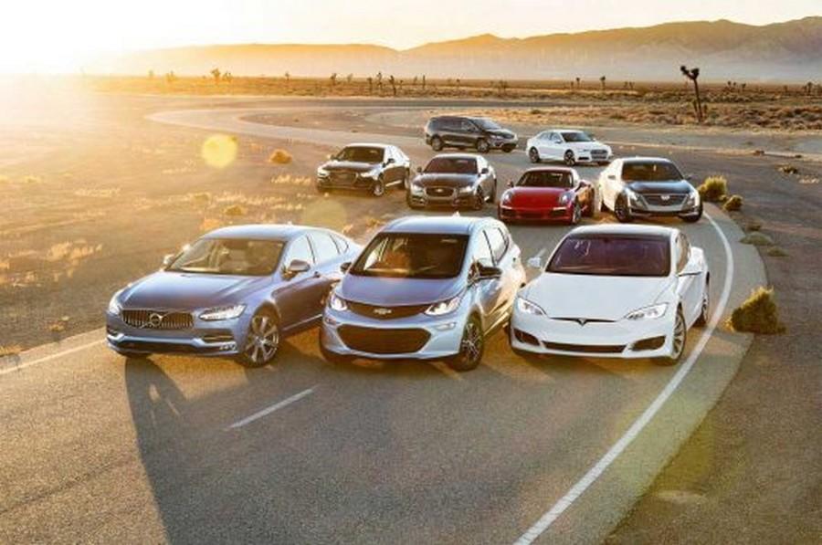 انتخاب خودروی سال 2017 موتورترند