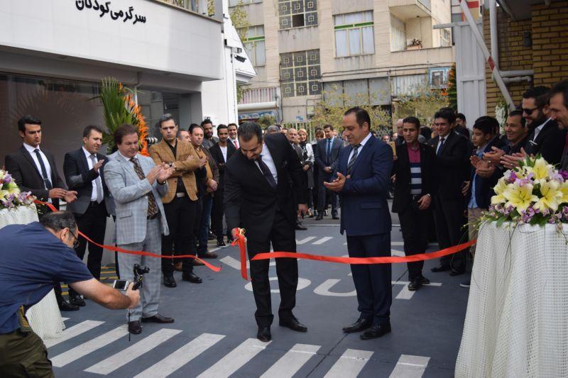 افتتاح نمایندگی مرکزی ایرتویا در غرب تهران