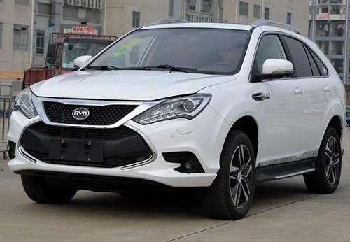 خودروی لوکس BYD تانگ با قیمتی نجومی به ایران میآید