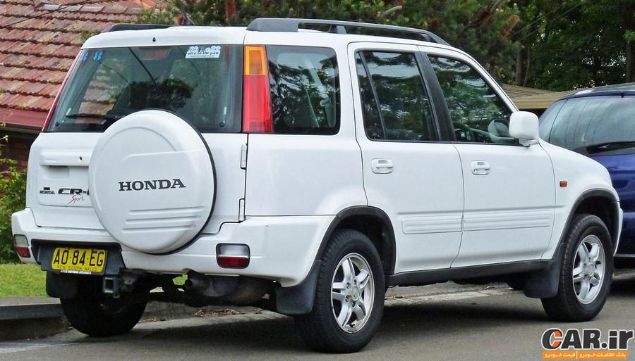 پروندهای برای هوندا CR-V