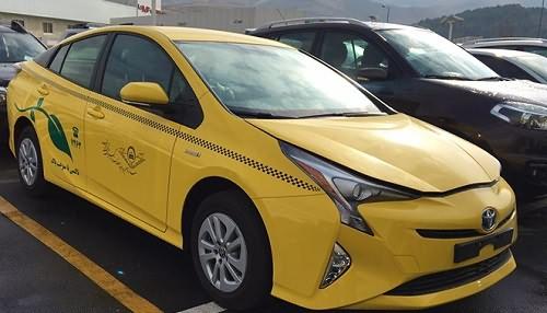 تاکسی های جدید در راهند