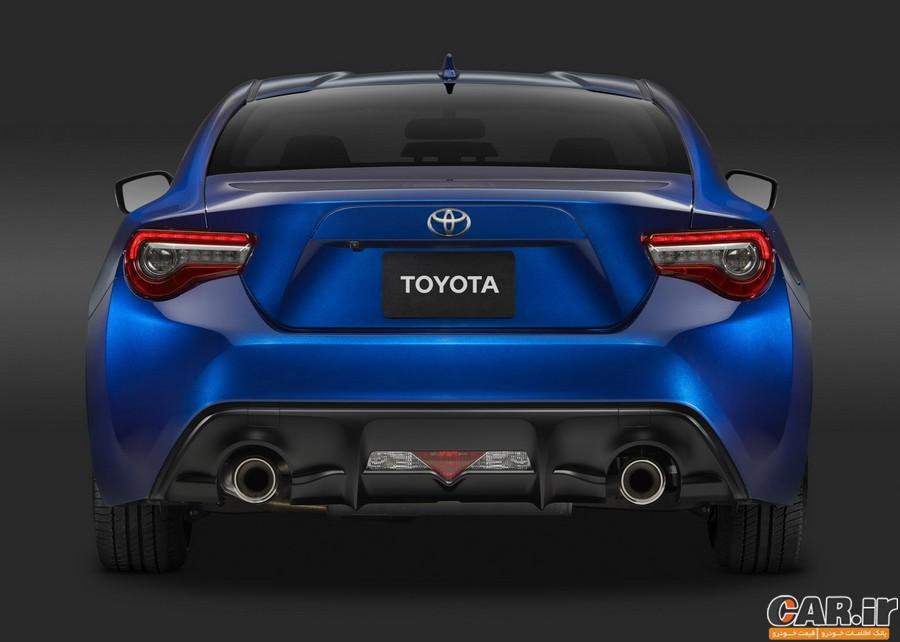 ورود نسل دوم تویوتا GT86 تا سال 2019
