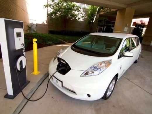 برنامه ورود خودروهای برقی به کشور
