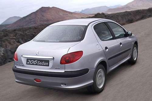 شرایط جدید فروش اقساطی پژو 206 صندوقدار SD V8