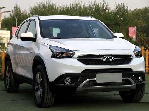 خودروی جدید چری تیگو 7 به ایران میآید