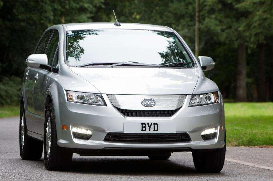 فروش خودروی جدید بی وای دی E6 در ایران آغاز شد