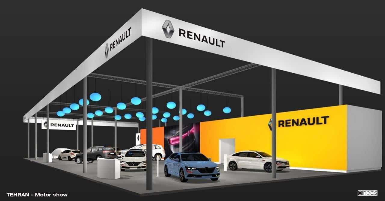نگینخودرو با رونمایی کولئوس به نمایشگاه خودرو تهران میآید