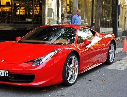 گران ترین خودرو وارداتی با پلاک ملی