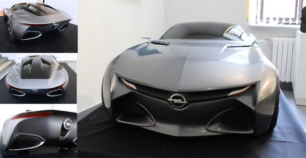ابر خودرو آینده اوپل