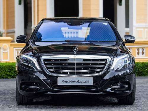 مرسدس بنز ، بزرگترین خودرو ساز جهان