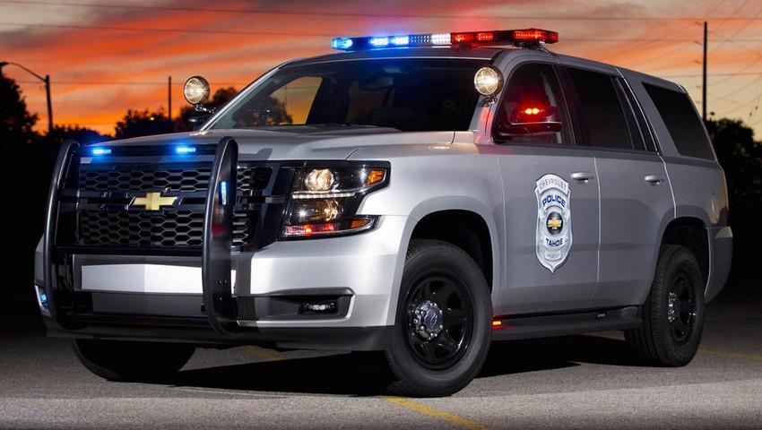 افزایش اقبال پلیس امریکا به شاسیبلندها