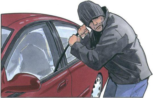 خودروهایی با بیشترین ریسک دزدیده شدن در سال 2016