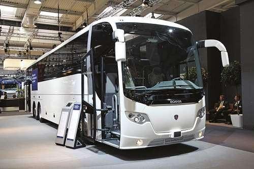 ایران بیش از 1300 اتوبوس از اسکانیا می خرد