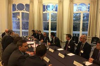 قرارداد ایجاد جوینت ونچر مشترک میان رایزکو و مکاپلاست فرانسه