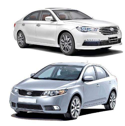 این یا اون؟ مقایسه خودرو های چند رنج قیمتی پر مخاطب