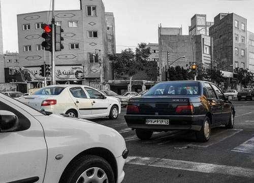 جریمه توقف روی خط کشی عابر پیاده چقدر است؟