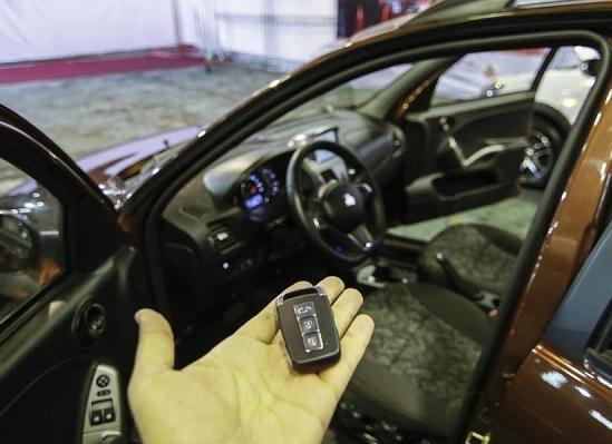 خودروی کوییک از شرکت سایپا رونمایی شد