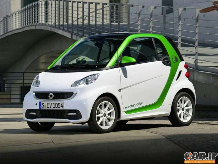 ارزانترین خودروهای الکتریکی جهان