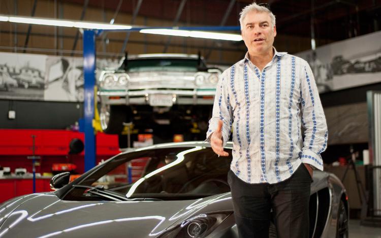 آشنایی با طراحان ایرانی کمپانی های مطرح خودروسازی جهان