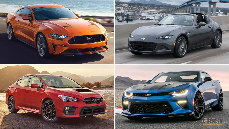 بهترین خودرو های اسپرت ارزان قیمت در سال 2017 | اخبار خودرو