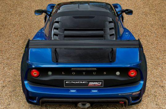 معرفی سوپر اسپرت لوتوس اگزیج کاپ 380