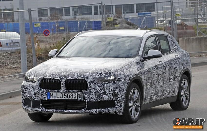قیمت، مشخصات و تاریخ عرضه BMW X2 2018