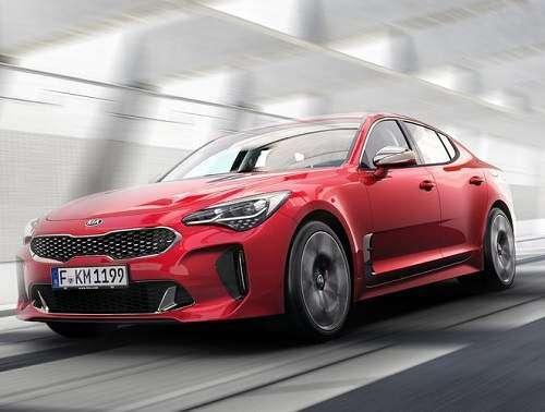 آغاز پیشفروش خودروی جدید کیا استینگر در کرهجنوبی