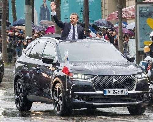 حمایت رئیس جمهور جدید از خودروسازان فرانسوی