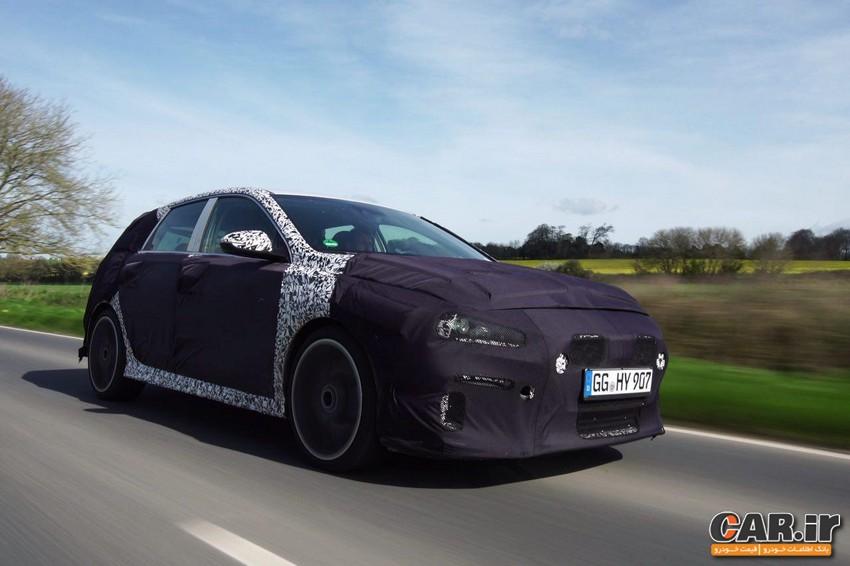 هیوندای i30N،نخستین خودرو پرفورمنس هیوندای در آستانه عرضه به بازار