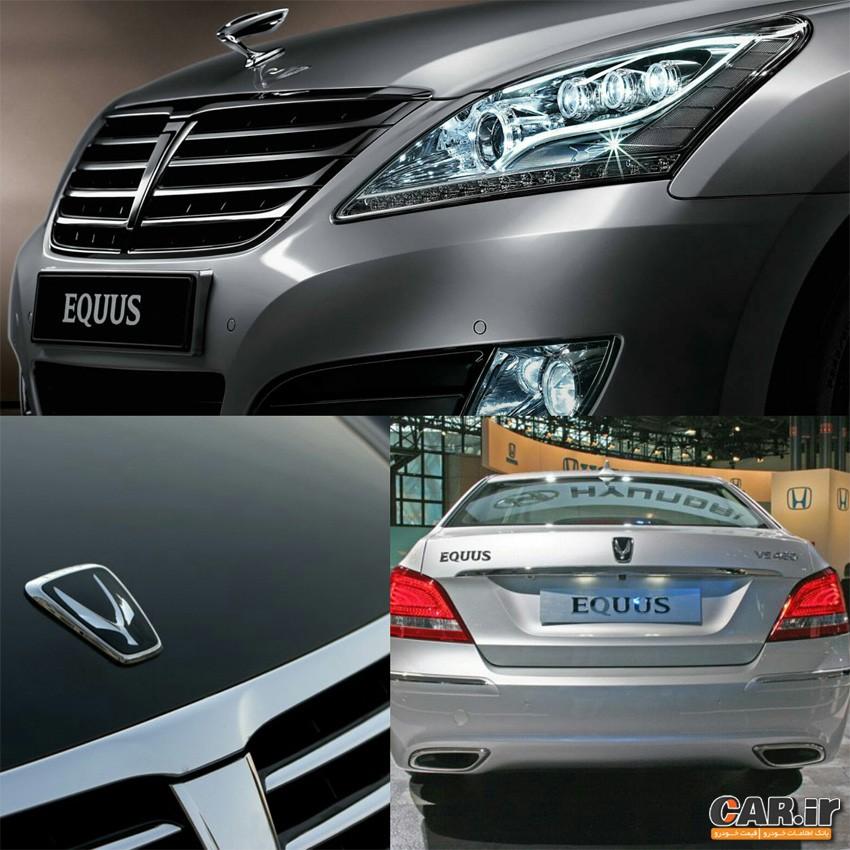 جنسیس G90، لوکس ترین خودروی کرهایها