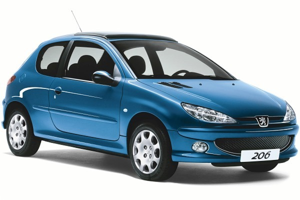 قیمت پژو 206 و 2008 می تواند یکسان باشد ؟