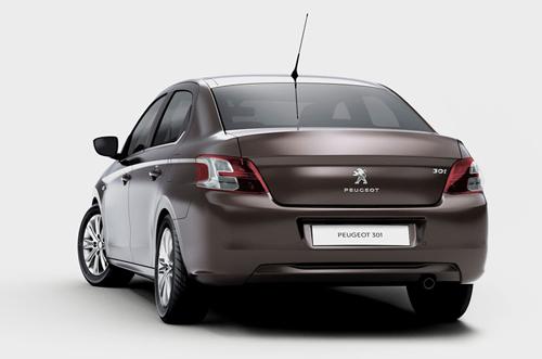 منتظر ورود خودروی جدید پژو 301 در سال جاری به ایران باشید