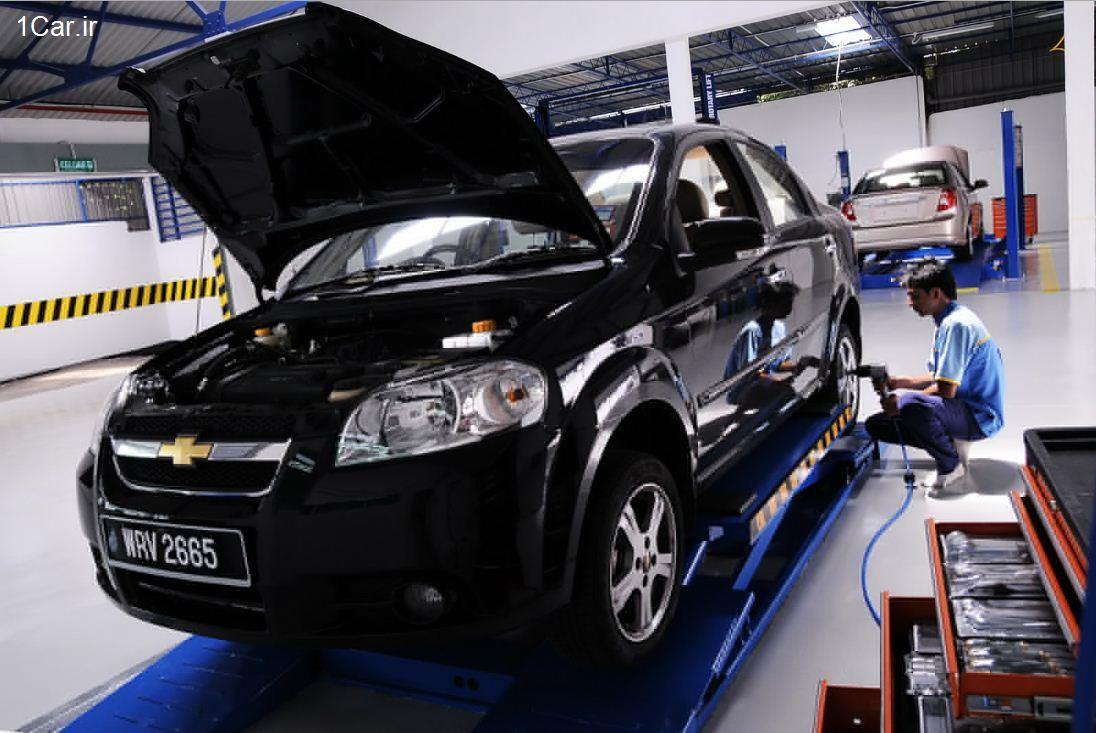 خدمات پس از فروش خودروهای وارداتی در حد تعویض روغن است