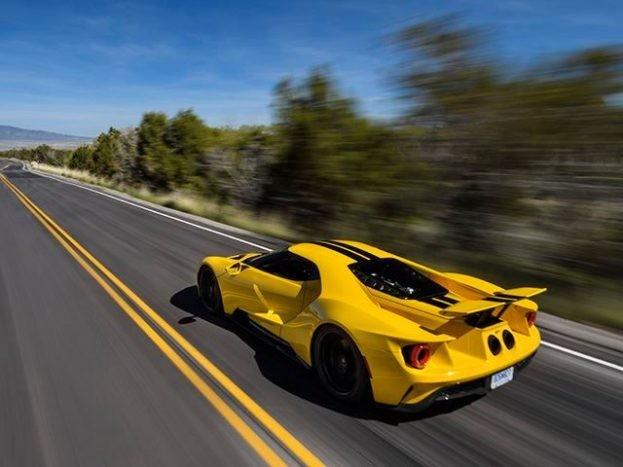 بر لبه فناوری با نسل جدید فورد GT