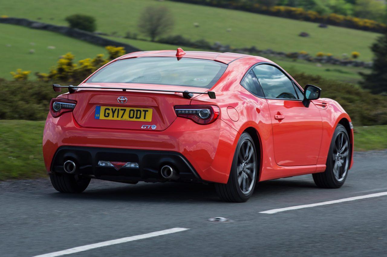 معرفی  تویوتا GT86 Orange Edition
