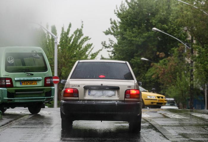 طرح ویژه برای برخورد با مخدوشکنندگان پلاک خودرو