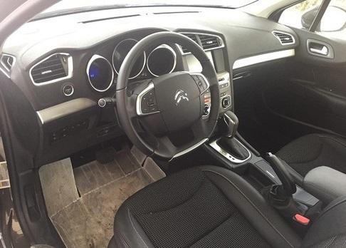 اولین خودروی جدید سیتروئن در ایران