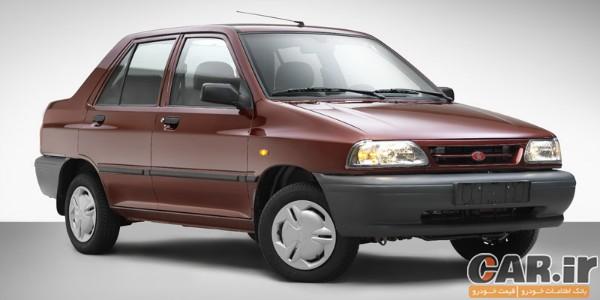 فروش اقساطی خودروهای گروه تیبا و پراید با بهره صفر درصد