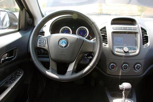 مشخصات کامل خودروی جدید جیلی GC6 اتوماتیک