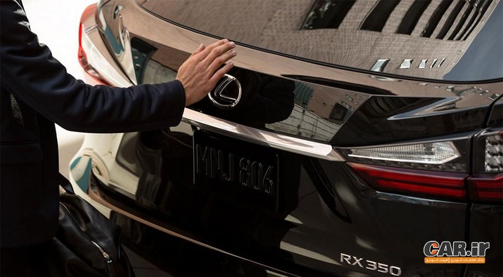 بررسی لکسوس  RX 200t در آستانهی ورود به کشور